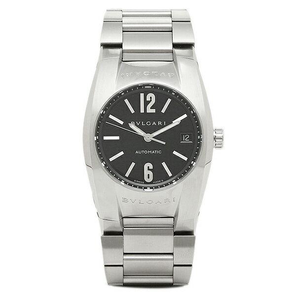 ブルガリ BVLGARI 時計 レディース 腕時計 BVLGARI ブルガリ エルゴン オートマチック ブラック ボーイズ EG35BSSD ウォッチ 腕時計 シリアル有