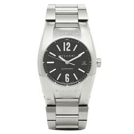 【4時間限定ポイント10倍】ブルガリ BVLGARI 時計 レディース 腕時計 BVLGARI ブルガリ エルゴン オートマチック ブラック ボーイズ EG35BSSD ウォッチ 腕時計 シリアル有