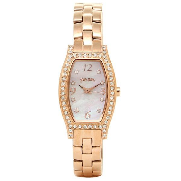 【期間限定ポイント10倍】フォリフォリ FOLLI FOLLIE 時計 腕時計 フォリフォリ 時計 FOLLI FOLLIE 腕時計 レディース WF8B026BZP ピンクシェル/ピンクゴールド ウォッチ/腕時計 クリスマスセール