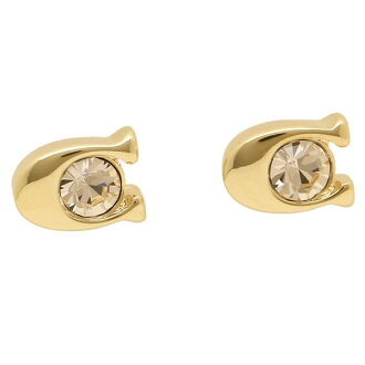 caoch outlet 7kqm  Coach outlet Pierce COACH F54498 GLD gold