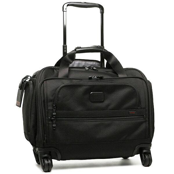 トゥミ バッグ メンズ TUMI 22652 D2 4 WHEELED COMPACT DUFFEL スーツケース・キャリーバッグ BLACK