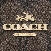 教练奥特莱斯大手提包COACH F55064 IMAA8棕色黑色