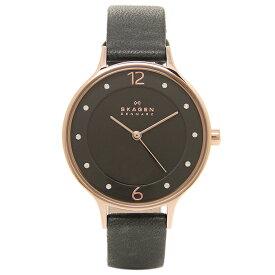 スカーゲン 腕時計 SKAGEN SKW2267 ANITA アニタ レディース腕時計ウォッチ グレー/ローズゴールド