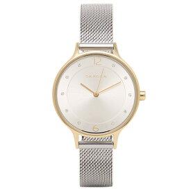 スカーゲン 腕時計 SKAGEN SKW2340 ANITA アニタ レディース腕時計ウォッチ シルバー/ゴールド