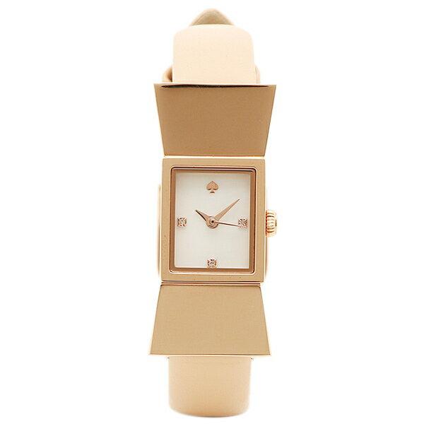【エントリーでポイント最大19倍】ケイトスペード 腕時計 KATE SPADE KS1YRU0543 レディース ピンクベージュ/ゴールド クリスマスセール
