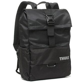 스리밧그 THULE TDSB-113 DEPARTER 23 L DAYPACK 맨즈 배낭・백 팩 BLACK