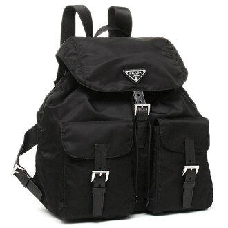 普拉达包PRADA 1BZ811 V44 F0002 VELA帆布背包·背包NERO