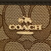 코치 COACH장 지갑 아울렛 F54633 IMC7C 카키브라운