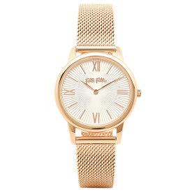 【30時間限定ポイント5倍】フォリフォリ 腕時計 FOLLI FOLLIE WF15R032BPWXX マッチポイント MATCH POINT レディース腕時計ウォッチ シルバー/ピンクゴールド