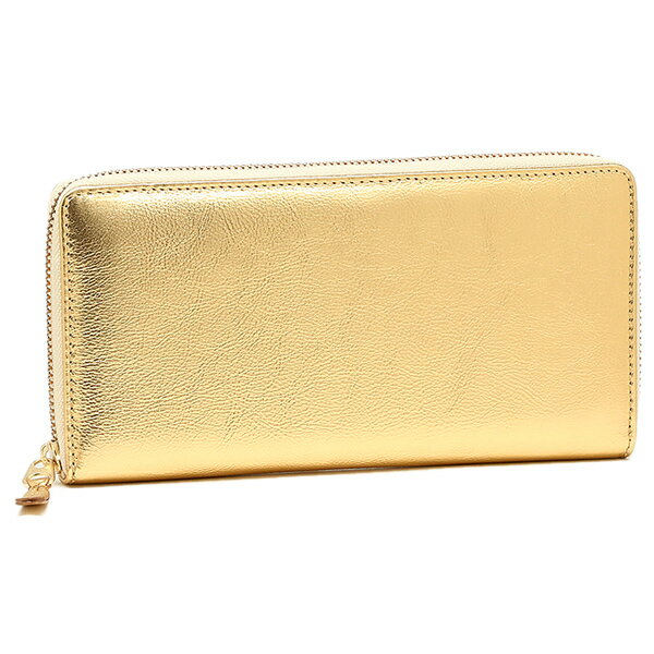 コムデギャルソン 財布 レディース/メンズ COMME des GARCONS SA0110G GOLD LINE ZIP AROUND LONG WALLET 長財布 GOLD