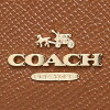 Coach purse COACH 52331 LISAD soft wallet long purse saddle