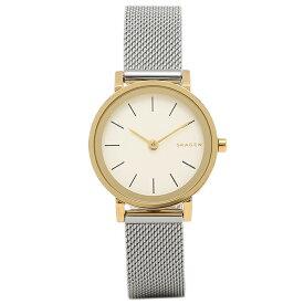 【返品OK】スカーゲン 腕時計 SKAGEN SKW2445 HALD ハルド レディース腕時計ウォッチ シルバー/イエローゴールド