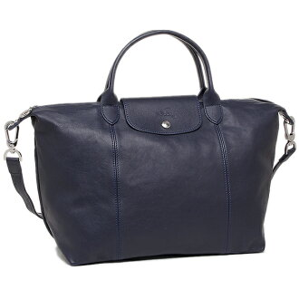 Longchamp包LONGCHAMP 1515 737 556 puriajutotobaggu、2WAY包女士NAVY
