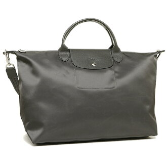 Longchamp包LONGCHAMP女士1630 578 112 puriajuneo LE PLIAGE NEO TOP HANDLE BAG挎包GREY