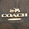 코치 가방 아울렛 COACH F36674 IMAA8 시그네쳐 톱 핸들 파우치 숄더백 2 WAY 가방 브라운/블랙