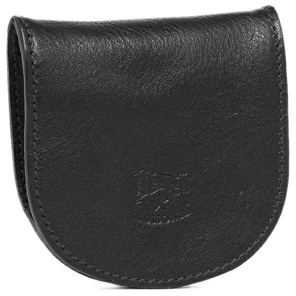 イルビゾンテ 財布 レディース IL BISONTE C0934 P 153 小銭入れ/コインケース BLACK