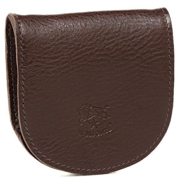 イルビゾンテ 財布 レディース IL BISONTE C0934 P 455 小銭入れ/コインケース MOKA