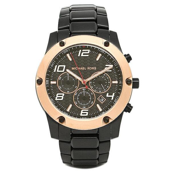 マイケルコース 腕時計 レディース MICHAEL KORS MK8513 ブラック ブラック