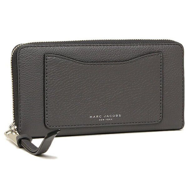 マークジェイコブス 財布 MARC JACOBS レディース M0008168 074 RECRUIT SLGS STANDARD CONTINENTAL WALLET RECRUIT SLGS 長財布 SHADOW