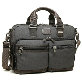 트미밧그 TUMI 222640 AT2 알파 ALPHA BRAVO ANDERSEN SLIM COMMUTER BRIEF 맨즈 비즈니스 가방 ANTHRACITE