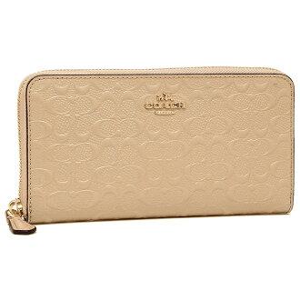 coach coin purse outlet nd3c  Coach purse outlet COACH F54805 IMLH4 Platinum beige