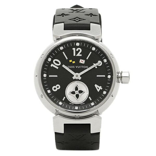 【エントリーでポイント最大19倍】ルイヴィトン 腕時計 LOUIS VUITTON Q12M10 ノワール クリスマスセール