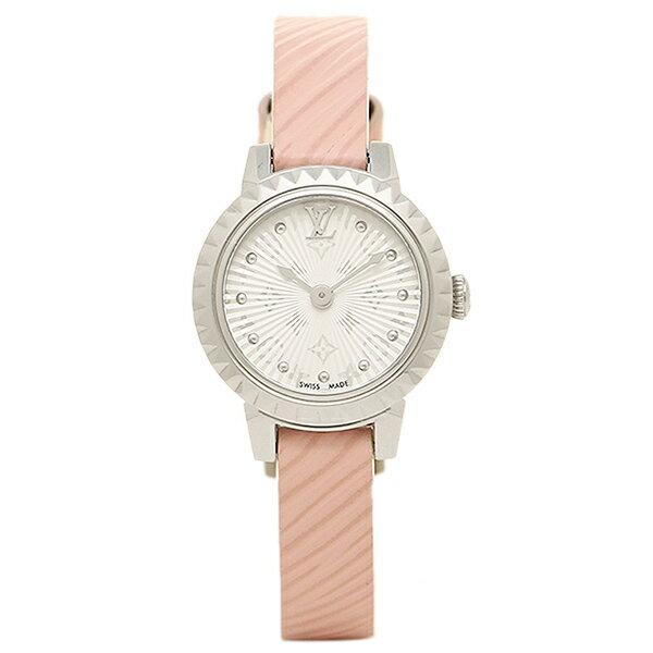 【エントリーでポイント最大19倍】ルイヴィトン 腕時計 LOUIS VUITTON Q1M030 ブラン クリスマスセール