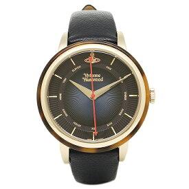 ヴィヴィアンウエストウッド レディース腕時計 VIVIENNE WESTWOOD VV158BLBL ブルー ゴールド