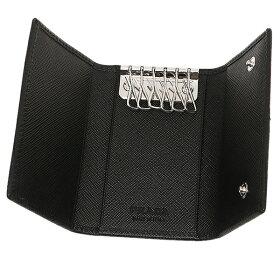 【返品OK】プラダキーケースメンズPRADA2PG222QMEF0002ブラック