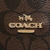 教练COACH大手提包奥特莱斯F36658 IMAA8棕色黑色