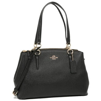coach shoulder bags outlet 1nrr  Coach shoulder bag outlet COACH F57520 IMBLK black