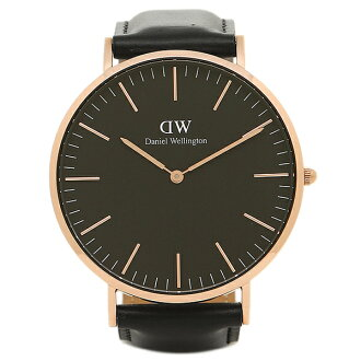 다니엘 Wellington 손목시계 Daniel Wellington DW00100127 40 mm SHEFFIELD 로즈 골드