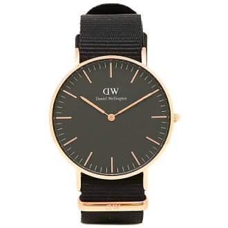 다니엘 Wellington 손목시계 Daniel Wellington DW00100150 36 mm CORNWALL 로즈 골드