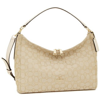coach shoulder bag outlet 8nnt  Coach shoulder bag outlet COACH F58284 IMDQC light khaki white