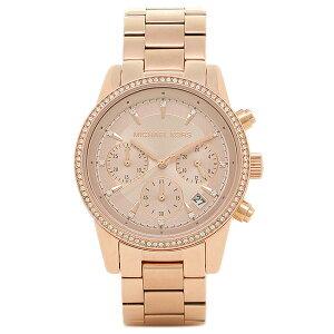 マイケルコース 腕時計 レディース MICHAEL KORS MK6357 MK6357622 ロ−ズゴ−ルド