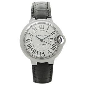 【4時間限定ポイント10倍】カルティエ 腕時計 レディース CARTIER W6920085 シルバー ブラック