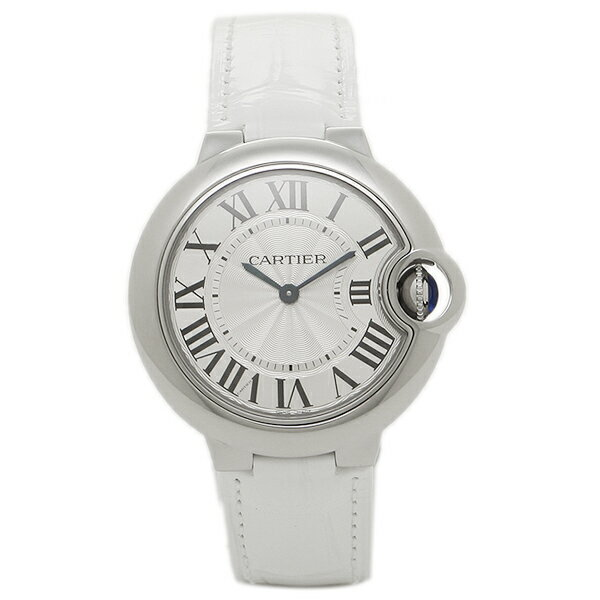 カルティエ 腕時計 レディース CARTIER W6920086 ホワイト シルバー