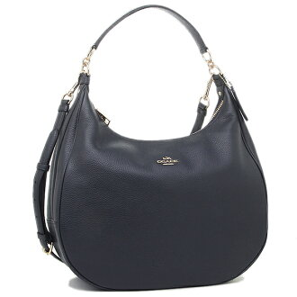 coach shoulder bags outlet 1nrr  Coach shoulder bag outlet COACH F38259 IMMID navy