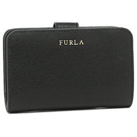 【48時間限定ポイント5倍】フルラ FURLA 折り財布 レディース 872836 PR85 B30 O60 ブラック