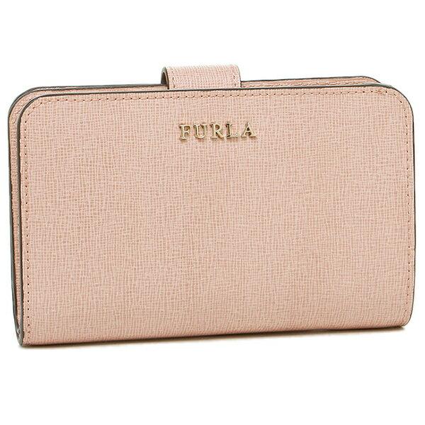 フルラ 折り財布 レディース FURLA 872841 PR85 B30 6M0 ピンクベージュ