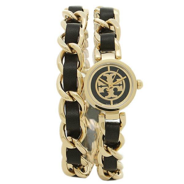 トリーバーチ 腕時計 アウトレット TORY BURCH TRB4101 レディース ブラック ゴールド