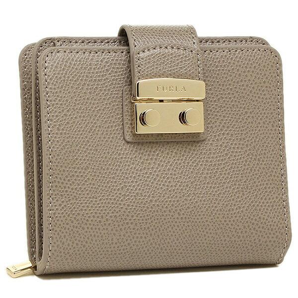 フルラ 二つ折り財布 レディース FURLA 870943 PR96 ARE SBB ベージュ