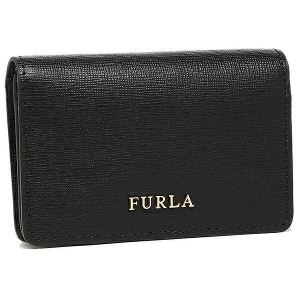 フルラ FURLA 名刺入れ レディース 874701 PS04 B30 O60 ブラック
