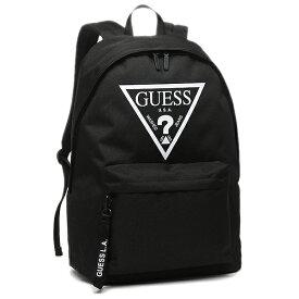 【返品OK】ゲス リュック トライアングル ロゴ GUESS AH1A4A27 ブラック