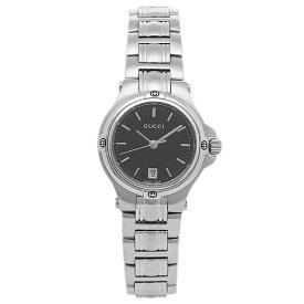 グッチ GUCCI ブラック/シルバー 腕時計 レディース ウォッチ