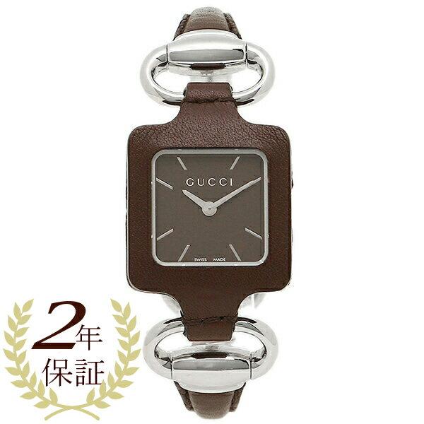 グッチ GUCCI 時計 レディース 腕時計 グッチ 腕時計 時計 GUCCI YA130403 1921コレクション ブラウン/シルバーウォッチ