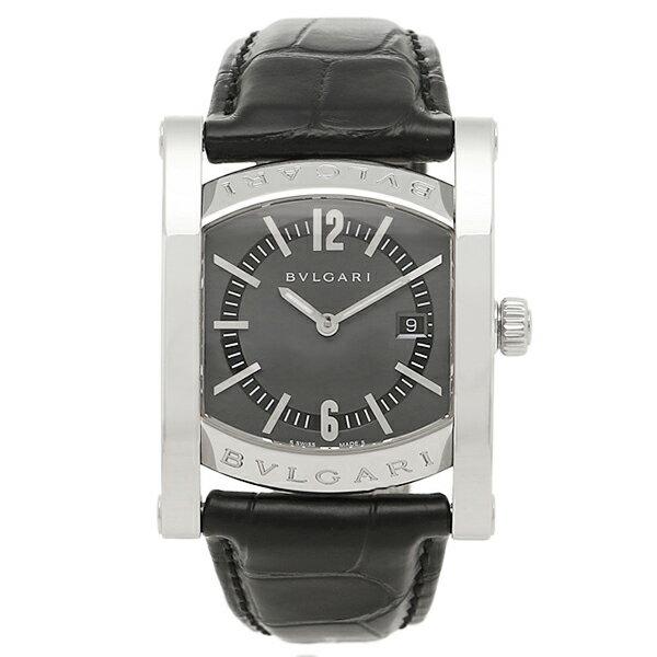 【6時間限定ポイント5倍】ブルガリ BVLGARI 時計 レディース 腕時計 ブルガリ 時計 BVLGARI AA39C14SLD アショーマ 腕時計 ウォッチ ブラック