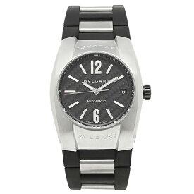 【ポイント10倍 6/20 20時〜24時】ブルガリ BVLGARI 時計 腕時計 メンズ BVLGARI ブルガリ EG35BSVD エルゴン オートマチック ブラック メンズ ウォッチ 腕時計 シリアル有