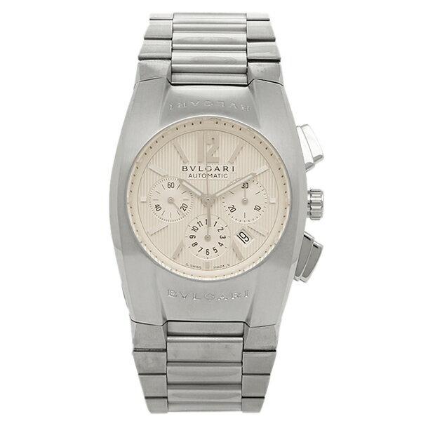 ブルガリ BVLGARI 時計 腕時計 メンズ ブルガリ 時計 メンズ BVLGARI EG35C6SSDCH エルゴン 腕時計 ウォッチ シルバー/ホワイト