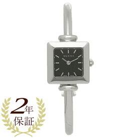 グッチ 時計 レディース GUCCI 腕時計 1900 ステンレス ブラック ウォッチ